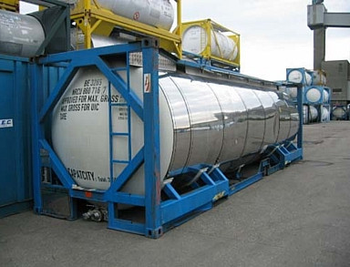 Контейнер ( Tank для жидких грузов)