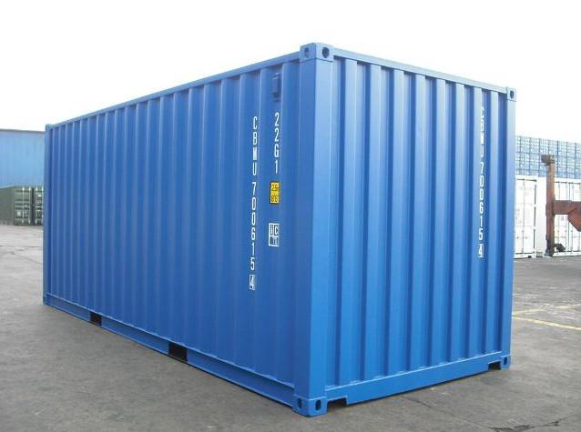 Грузовой контейнер 20 футов